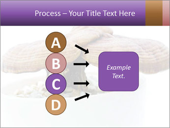 Chinese Mushroom PowerPoint Template - Slide 94