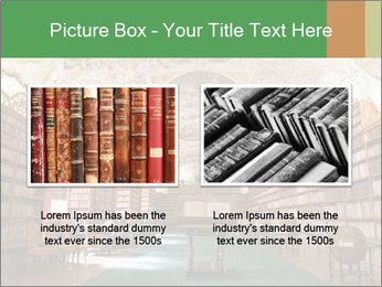 Antique Library PowerPoint Template - Slide 18