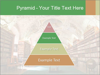 Antique Library PowerPoint Template - Slide 30