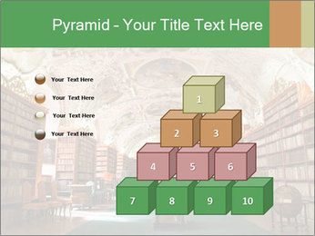 Antique Library PowerPoint Template - Slide 31