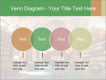 Antique Library PowerPoint Template - Slide 32