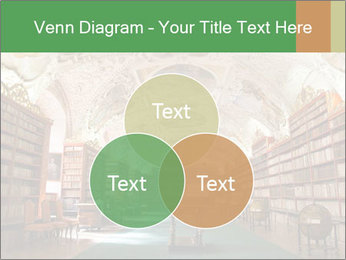 Antique Library PowerPoint Template - Slide 33