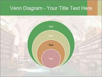 Antique Library PowerPoint Template - Slide 34