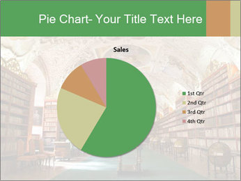 Antique Library PowerPoint Template - Slide 36