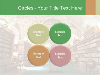 Antique Library PowerPoint Template - Slide 38