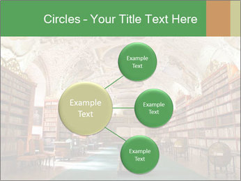 Antique Library PowerPoint Template - Slide 79