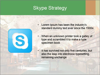 Antique Library PowerPoint Template - Slide 8