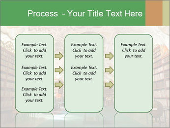 Antique Library PowerPoint Template - Slide 86