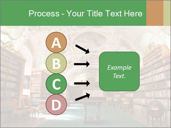 Antique Library PowerPoint Template - Slide 94