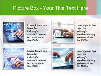 Fast Computer Typing PowerPoint Template - Slide 14