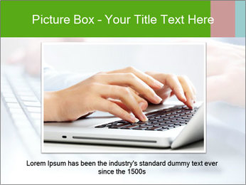 Fast Computer Typing PowerPoint Template - Slide 16