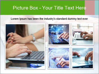 Fast Computer Typing PowerPoint Template - Slide 19