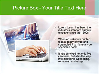 Fast Computer Typing PowerPoint Template - Slide 20