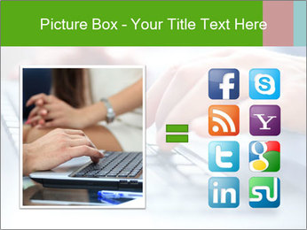 Fast Computer Typing PowerPoint Template - Slide 21