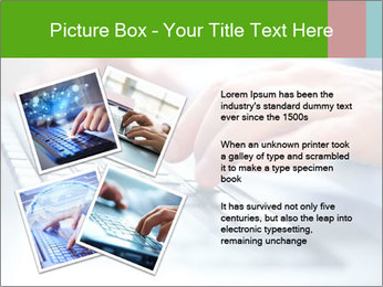 Fast Computer Typing PowerPoint Template - Slide 23