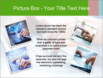 Fast Computer Typing PowerPoint Template - Slide 24