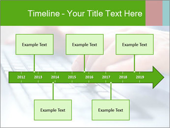 Fast Computer Typing PowerPoint Template - Slide 28