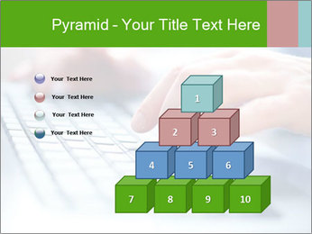 Fast Computer Typing PowerPoint Template - Slide 31