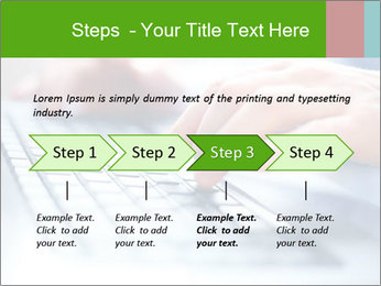 Fast Computer Typing PowerPoint Template - Slide 4