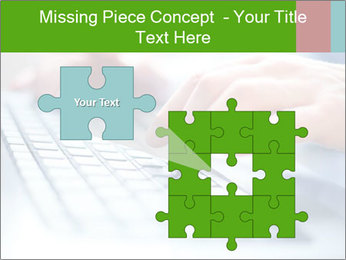 Fast Computer Typing PowerPoint Template - Slide 45