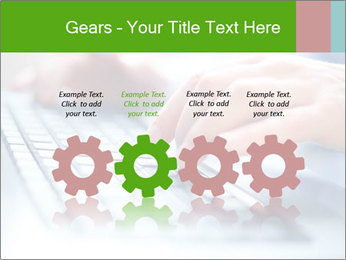 Fast Computer Typing PowerPoint Template - Slide 48