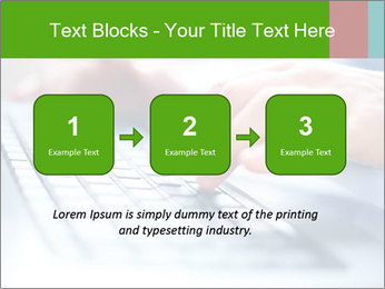Fast Computer Typing PowerPoint Template - Slide 71
