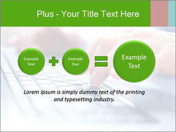 Fast Computer Typing PowerPoint Template - Slide 75