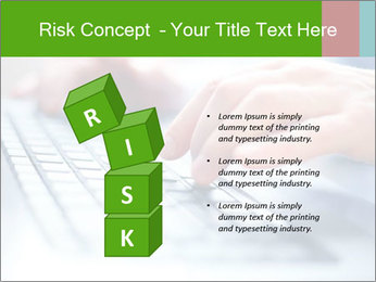 Fast Computer Typing PowerPoint Template - Slide 81
