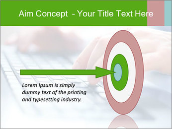Fast Computer Typing PowerPoint Template - Slide 83