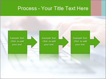 Fast Computer Typing PowerPoint Template - Slide 88