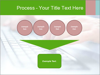 Fast Computer Typing PowerPoint Template - Slide 93