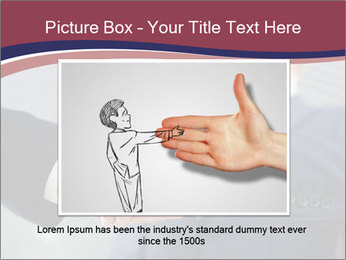 Shake Hands In Business PowerPoint Template - Slide 15