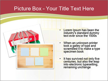 Tower Made Of Sticky Papers PowerPoint Templates - Slide 20