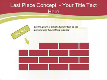 Tower Made Of Sticky Papers PowerPoint Templates - Slide 46