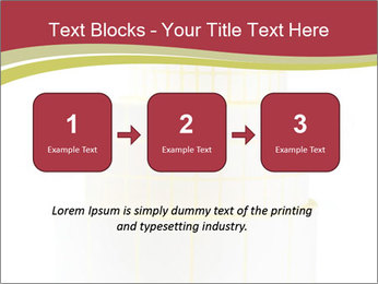 Tower Made Of Sticky Papers PowerPoint Templates - Slide 71