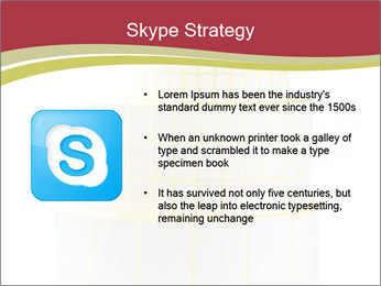 Tower Made Of Sticky Papers PowerPoint Templates - Slide 8