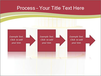 Tower Made Of Sticky Papers PowerPoint Templates - Slide 88