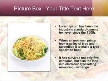 Chinese Way Of Cooking PowerPoint Template - Slide 13