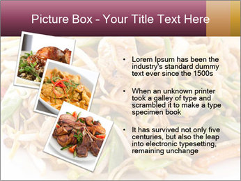 Chinese Way Of Cooking PowerPoint Template - Slide 17
