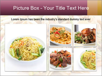 Chinese Way Of Cooking PowerPoint Template - Slide 19