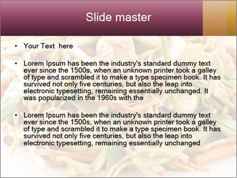 Chinese Way Of Cooking PowerPoint Template - Slide 2