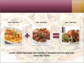 Chinese Way Of Cooking PowerPoint Template - Slide 22