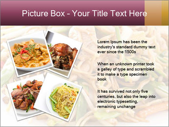 Chinese Way Of Cooking PowerPoint Template - Slide 23