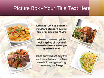 Chinese Way Of Cooking PowerPoint Template - Slide 24