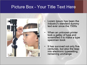 Eye Treatment PowerPoint Templates - Slide 13