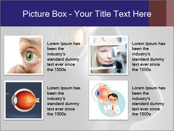 Eye Treatment PowerPoint Templates - Slide 14