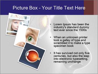 Eye Treatment PowerPoint Templates - Slide 17