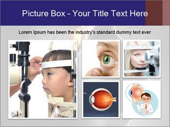 Eye Treatment PowerPoint Templates - Slide 19