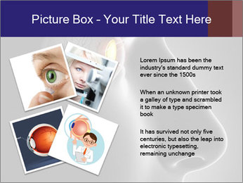 Eye Treatment PowerPoint Templates - Slide 23