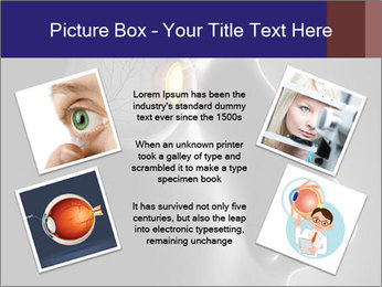 Eye Treatment PowerPoint Templates - Slide 24